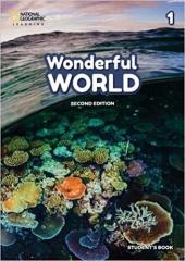 Wonderful World 1 - фото обкладинки книги