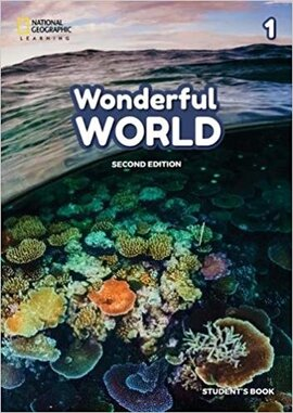 Wonderful World 1 - фото книги
