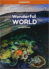 Wonderful World 1: Workbook - фото обкладинки книги