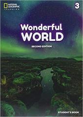 Робочий зошит Wonderful World 3
