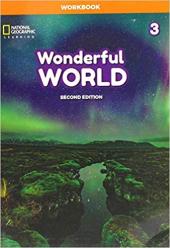 Wonderful World 3: Workbook - фото обкладинки книги