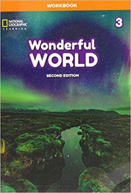 Wonderful World 3: Workbook - фото книги