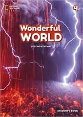 Робочий зошит Wonderful World 4
