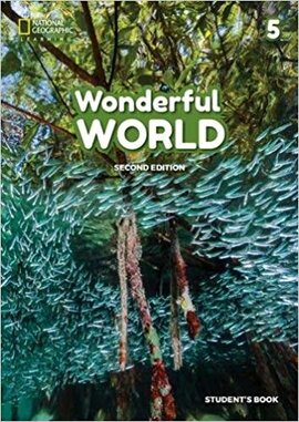 Wonderful World 5 - фото книги