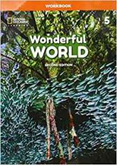 Wonderful World 5: Workbook - фото обкладинки книги