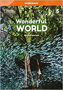 Wonderful World 5: Workbook - фото книги