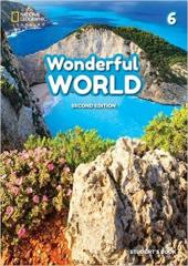 Робочий зошит Wonderful World 6