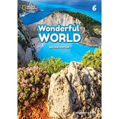 Wonderful World 6: Workbook - фото обкладинки книги