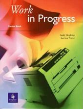Словник Work in Progress Course Book