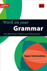 Work on your Grammar: Upper Intermediate B2 - фото обкладинки книги