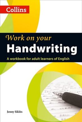 Work On Your Handwriting - фото книги