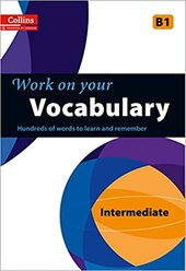 Work on Your Vocabulary: A Practice Book for Learners at Intermediate Level - фото обкладинки книги