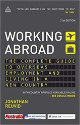 Working Abroad : The Complete Guide to Overseas Employment and Living in a New Country - фото обкладинки книги