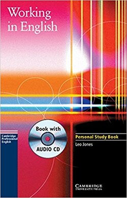 Working in English. Personal Study Book with Audio CD - фото книги