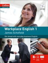 Workplace English 1 - фото обкладинки книги