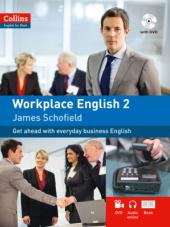 Workplace English 2 - фото обкладинки книги