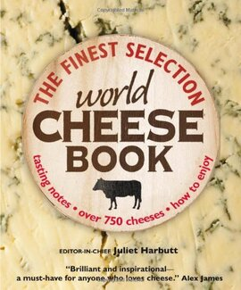 World Cheese Book - фото книги