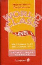 World Class Level 1 Teacher's Book - фото обкладинки книги