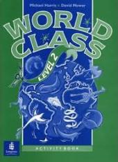 World Class Level 2 Activity Book - фото обкладинки книги