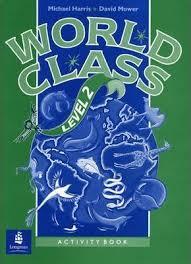 World Class Level 2 Activity Book - фото книги