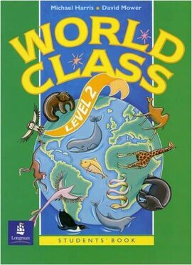 Підручник World Class Level 2 Students Book
