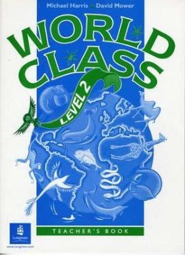 Книга для вчителя World Class Level 2 Teacher's Book