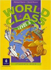 World Class Level 3 Student's Book - фото обкладинки книги