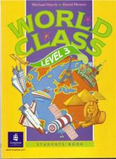 World Class Level 3 Teacher's Book - фото обкладинки книги