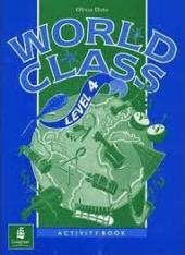 World Class Level 4 Activity Book - фото обкладинки книги