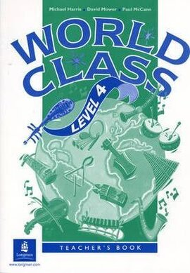 World Class Level 4 Teacher's Book - фото книги