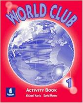World Club Activity Book 4/1 - фото обкладинки книги