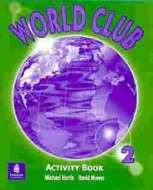 World Club Activity Book 4/2 - фото обкладинки книги
