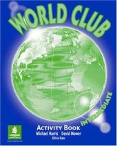 World Club Activity Book. Intermediate - фото обкладинки книги