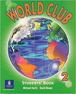 World Club Students Book 2 Green - фото книги