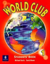 World Club Students Book 2 Red - фото обкладинки книги