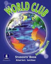World Club Students Book 4 - фото обкладинки книги