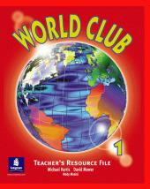 World Club Teacher's Book 1 - фото обкладинки книги