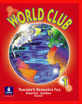 Книга для вчителя World Club Teacher's Book 1
