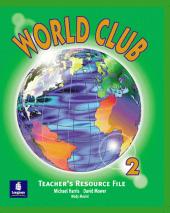 World Club Teacher's Book 2 - фото обкладинки книги
