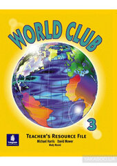 World Club Teacher's Book 3 - фото обкладинки книги