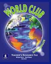 World Club Teacher's Book . Intermediate - фото обкладинки книги