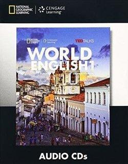 World English 1 Audio CD - фото книги