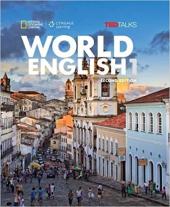 World English 1 Student Book with CD-ROM - фото обкладинки книги