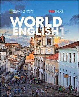 World English 1 Student Book with CD-ROM - фото книги
