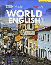World English 1 Workbook: Real People, Real Places, Real Language - фото обкладинки книги