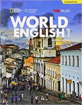 World English 1 Workbook: Real People, Real Places, Real Language - фото обкладинки книги