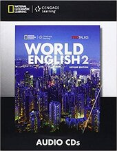 World English 2 Audio CDs - фото обкладинки книги
