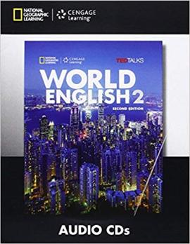 World English 2 Audio CDs - фото книги