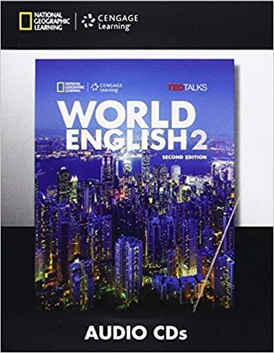 Аудіодиск World English 2 Audio CDs