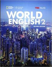 World English 2: Student Book - фото обкладинки книги